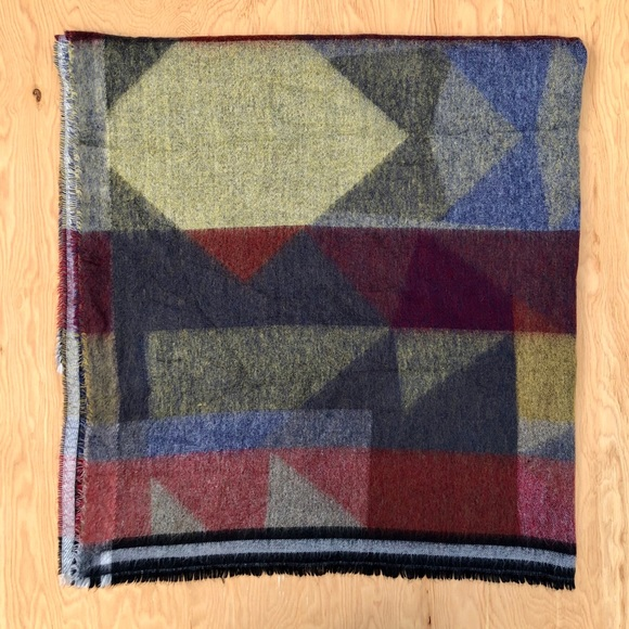 Super soft blanket scarf